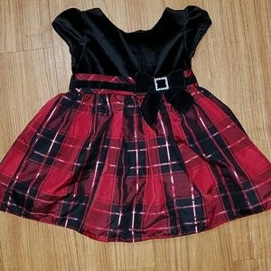 Youngland Holliday dress size 2T